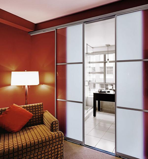 Раздвижные двери (фото) – 3