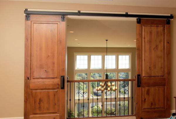 Раздвижные двери (деревянные) – 2