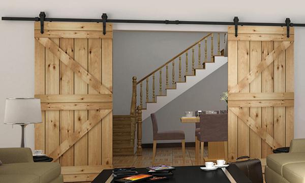 Раздвижные двери (деревянные) – 3