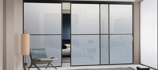 Раздвижные двери (стекло) – 3