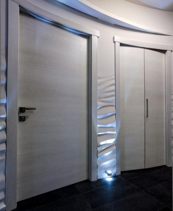 Раздвижные двери (радиусные) – 1