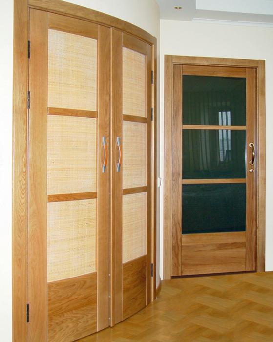 Раздвижные двери (радиусные) – 3