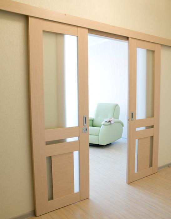 Раздвижные двери (стандартные) – 1
