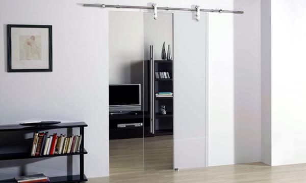 Раздвижные двери (стекло) – 1