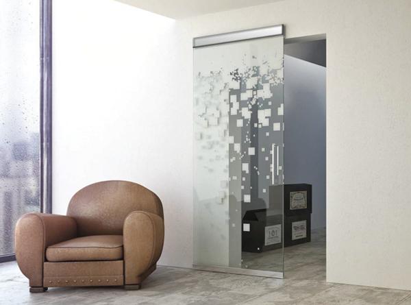 Раздвижные двери (стекло) – 5
