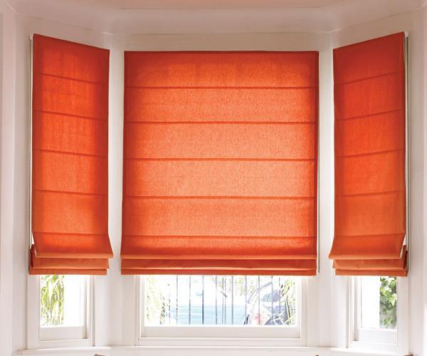 Римские шторы - фото