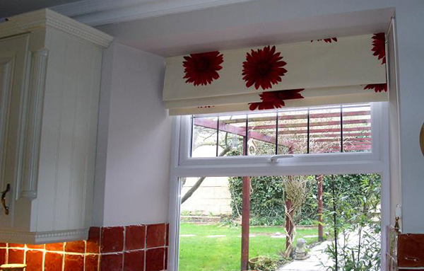 хлопковые римские шторы - 3