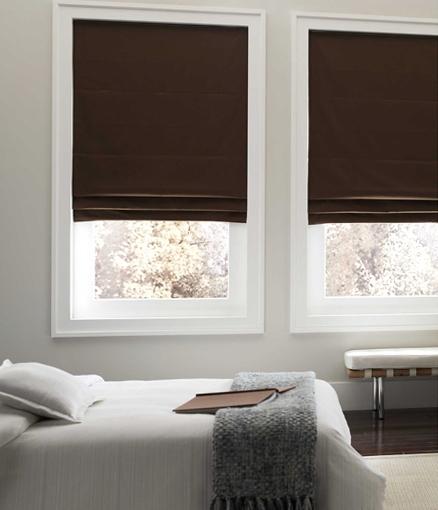 римские шторы минимализм - 1