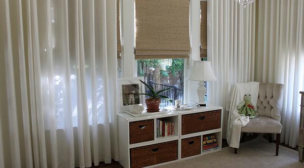 синтетические римские шторы - 3