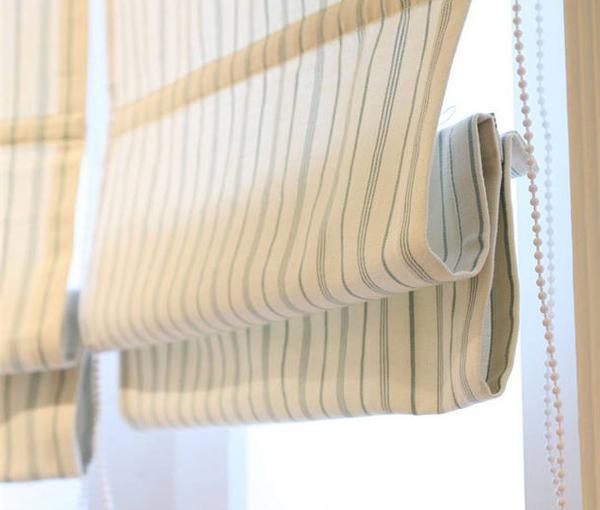 римские шторы для кухни - 5