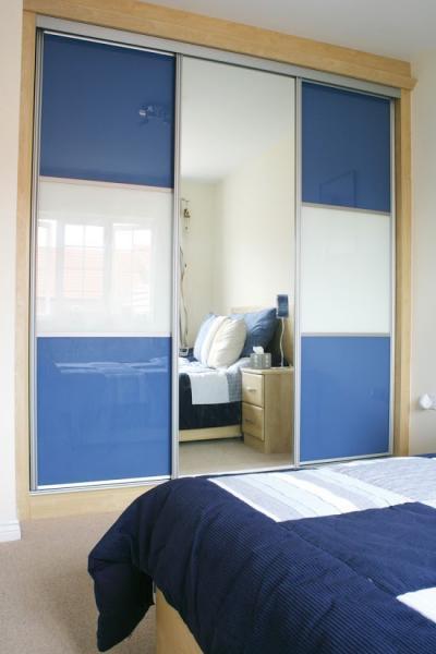 Шкаф-купе в спальню фото