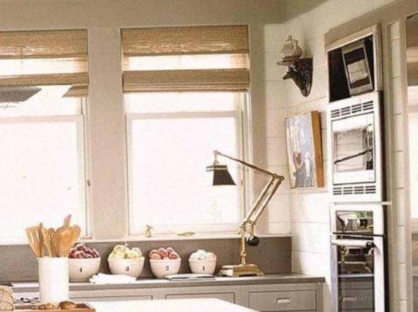 Как подобрать шторы на кухню