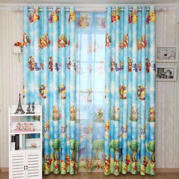 Фото штор для десткой комнаты