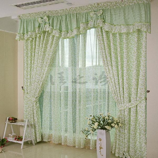 Фото штор в спальню 9