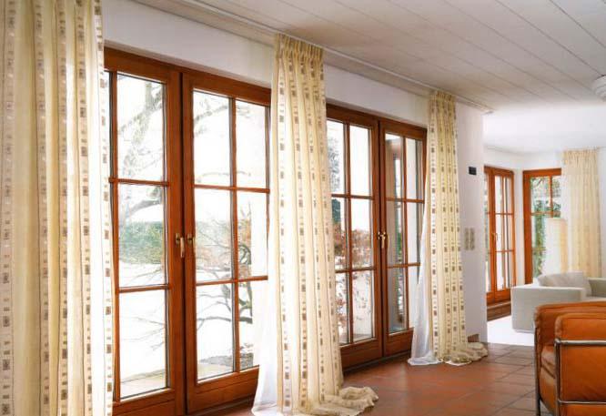 шторы в зал фото 2017