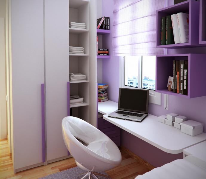 Как оформить детскую комнату в хрущевке 3