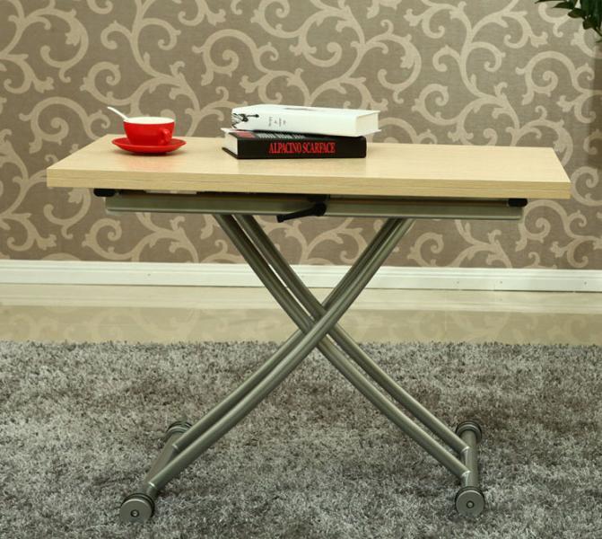 Стол-книжка в гостиной – фото 3
