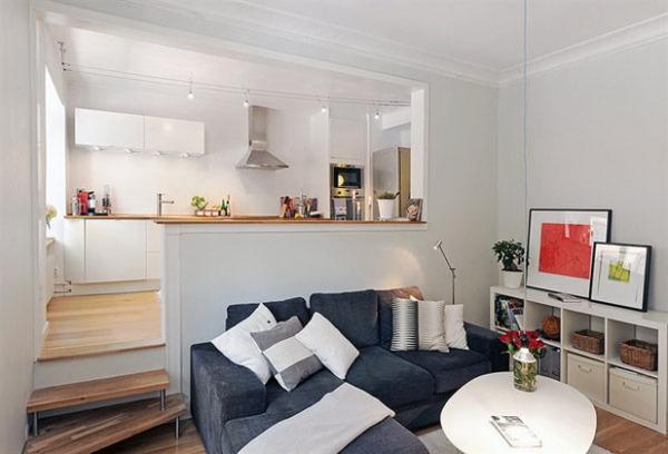 дизайн однокомнатной квартиры в хрущевке 4