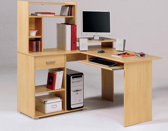 Угловые компьютерные столы - фото 3