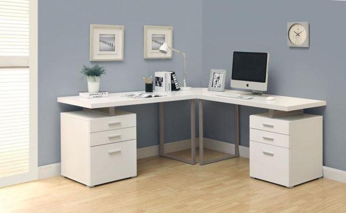 Угловые компьютерные столы - фото 5