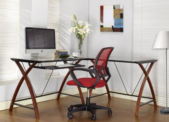 Угловые компьютерные столы - фото 7