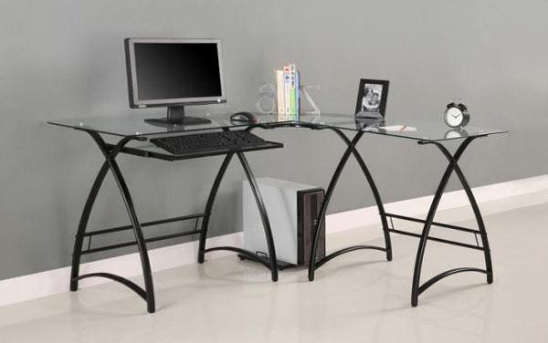 Чертежи компьютерных столов с размерами деталей