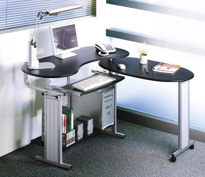 Угловой письменный стол под заказ
