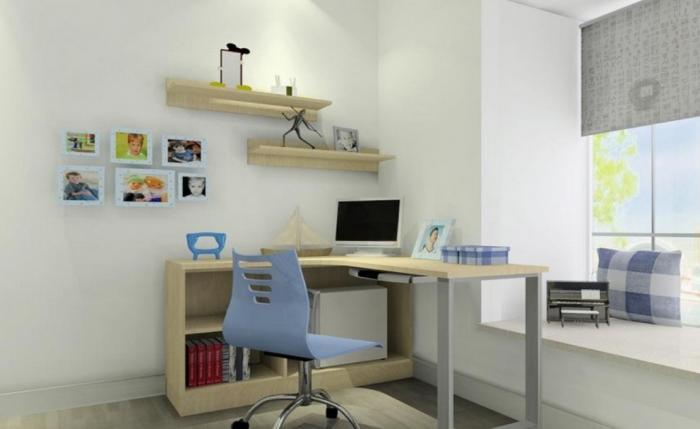 Преимущества углового стола перед обычным 6