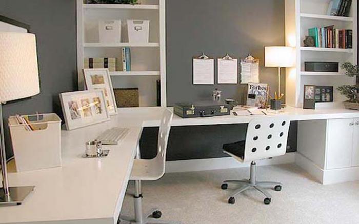 угловой письменный стол 50 фото компьютерных столов