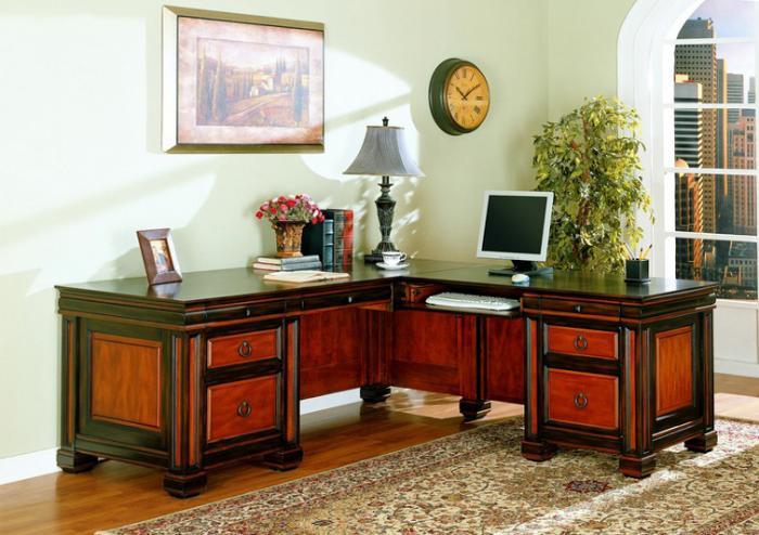 Угловой письменный стол - фото 4
