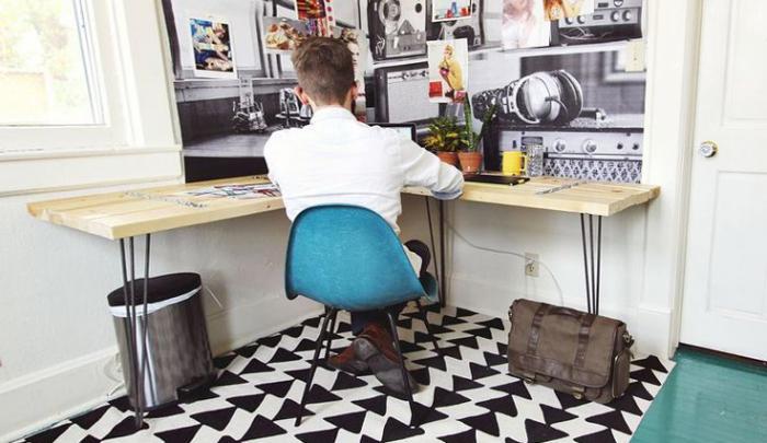 Угловой письменный стол - фото 5