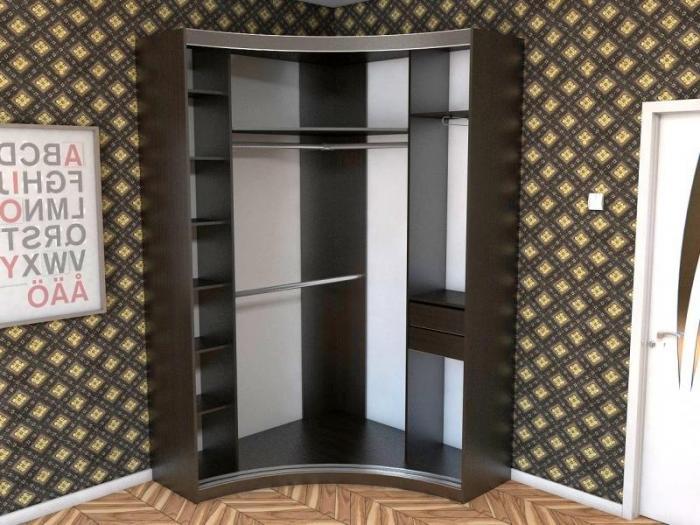 Шкафы-купе  фото внутри 60 см глубина цены длина 135