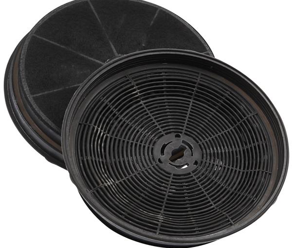 Charcoal Filter fir den Auspassen