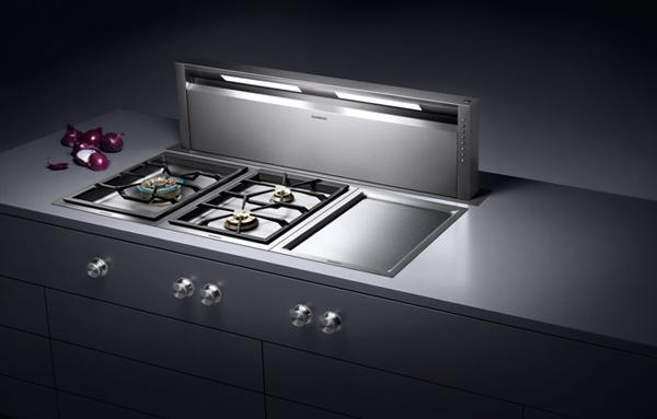 Встроенная вытяжка для кухни – 3