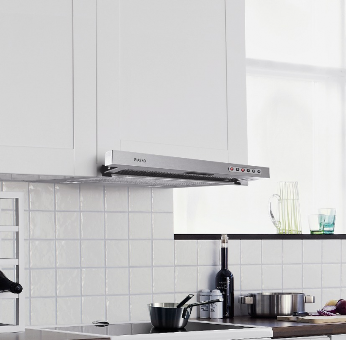 Встроенная вытяжка для кухни - 4