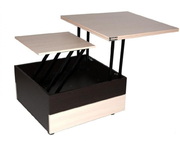 Журнальный стол-трансформер – 2
