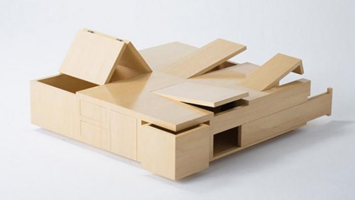 Журнальный стол-трансформер – 4