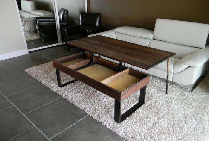 Столик для гостиной своими руками фото