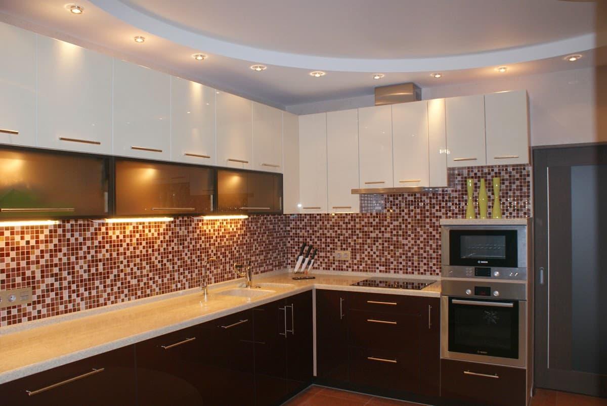 навесные потолки фотографии для кухни перед покупкой желательно