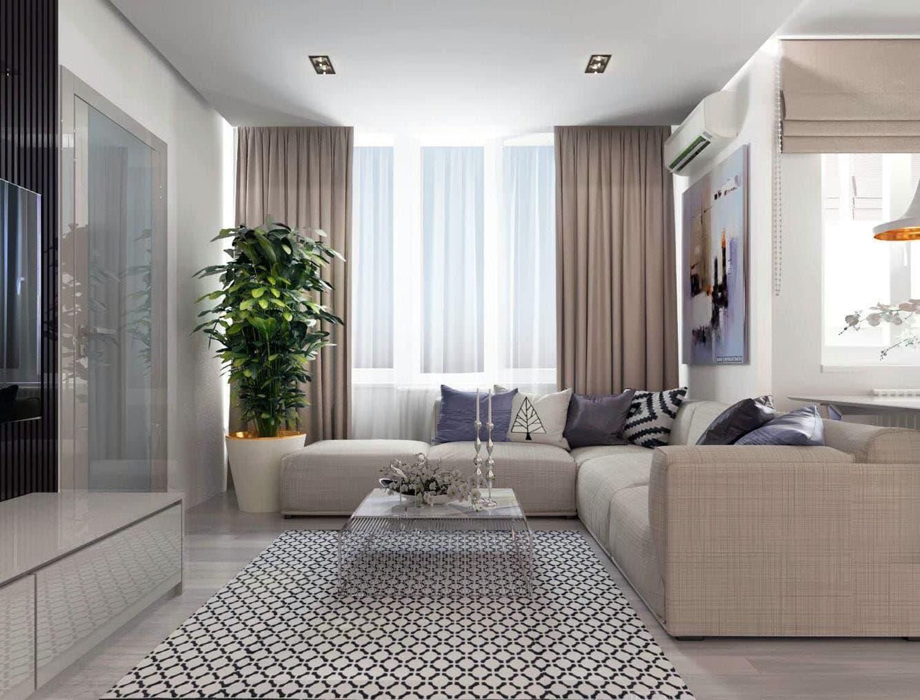 Дизайн спальни под крышей фото