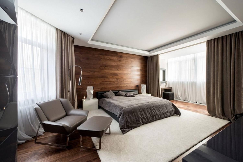 спальная в бывшем зале фото что хочется
