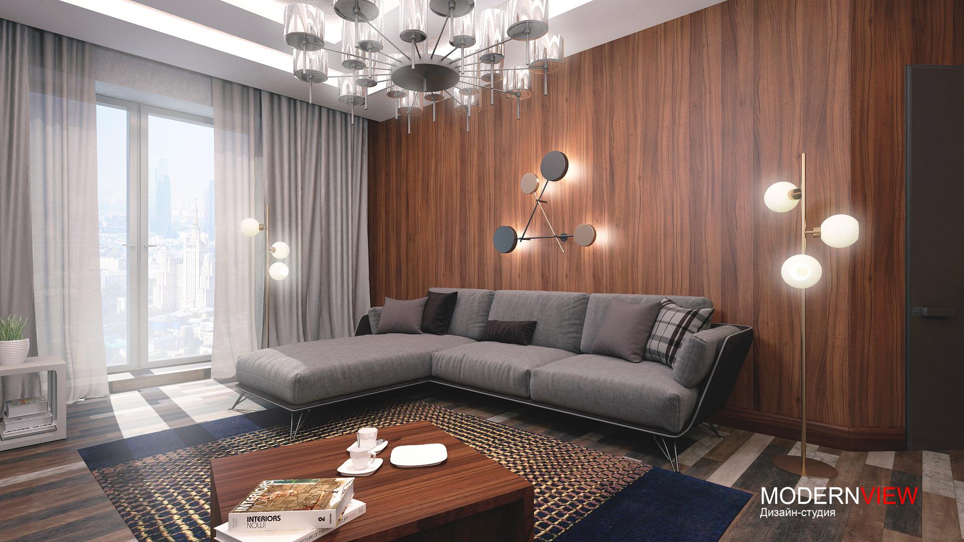 Апартаменты Маяковская 78м2