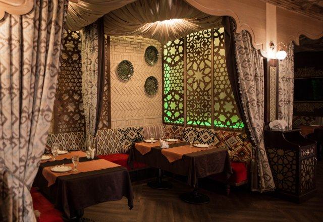 Ресторан Заргарон
