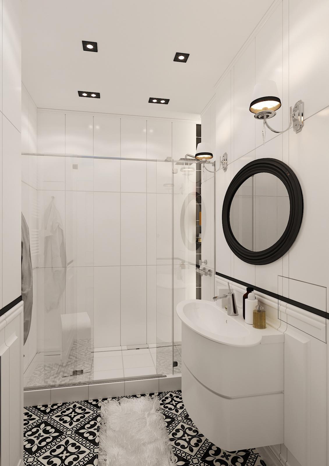 Ванная комната и санузел в ЖК Барселона