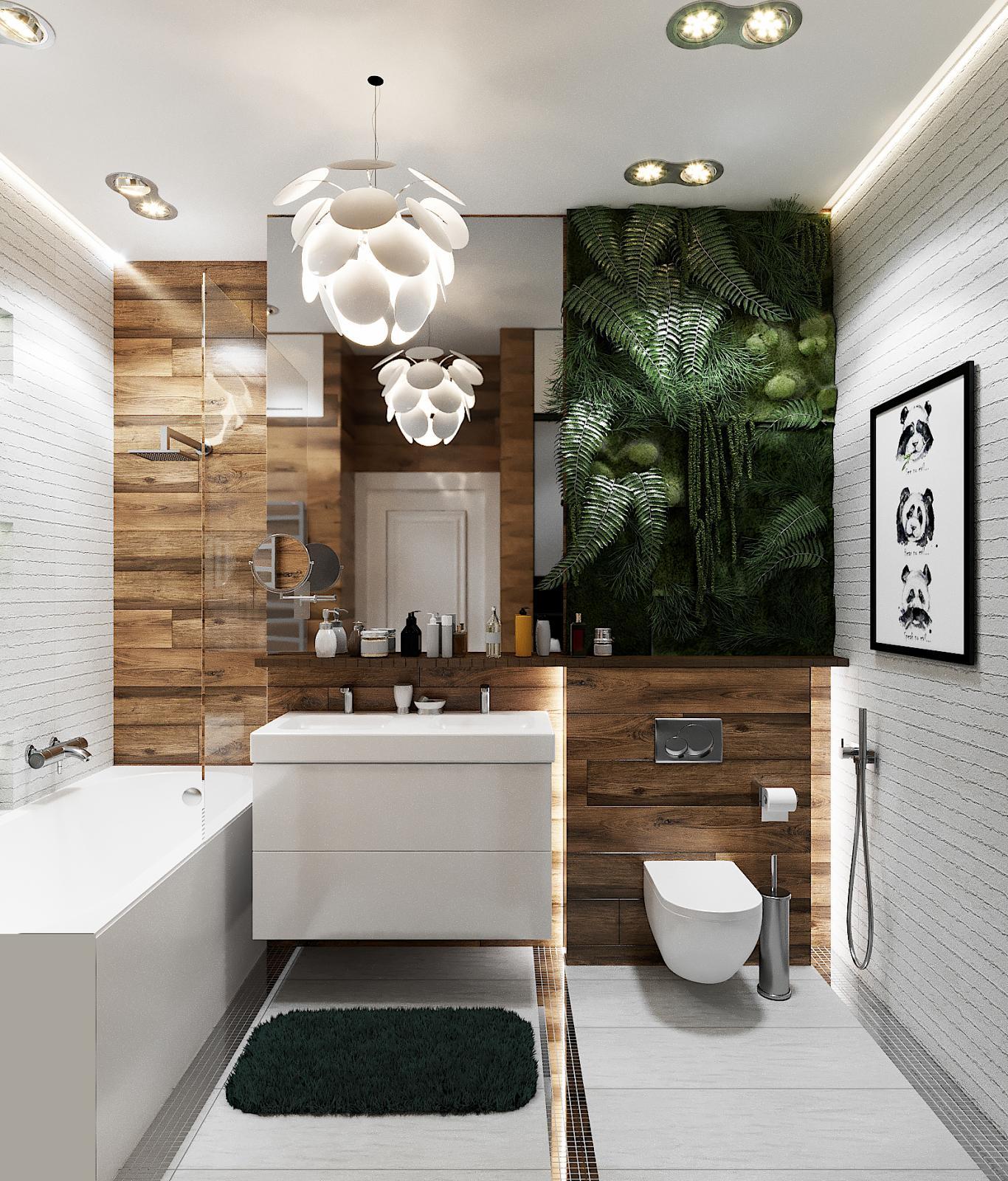 Ванная комната 8 кв.м