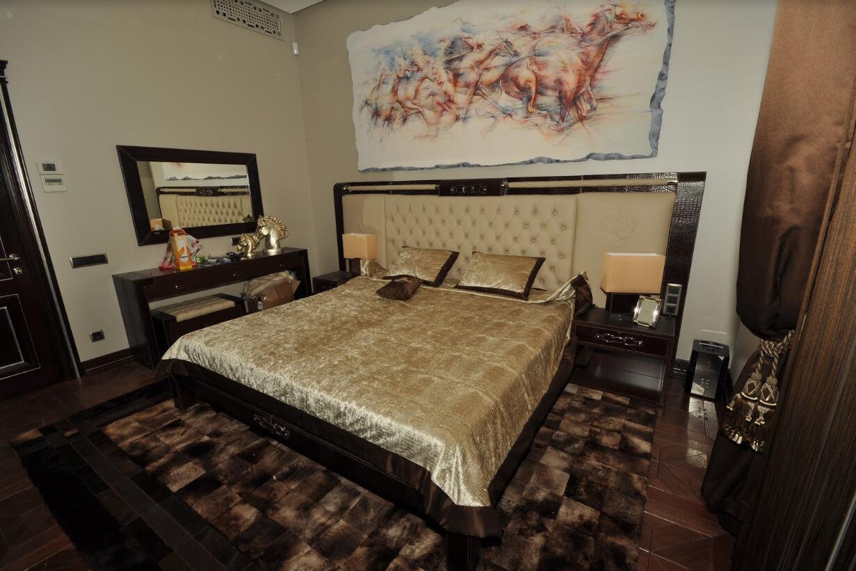 Квартира в стиле Lambarghini