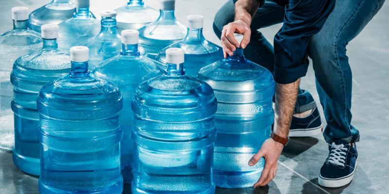Доставка самой чистой воды Московского региона на дом