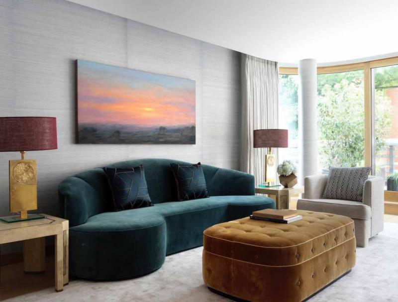 7 бюджетных способов сделать вашу гостиную стильной