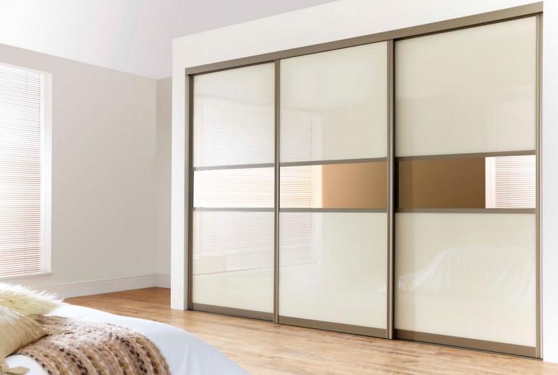 Дизайн спальни шкаф купе