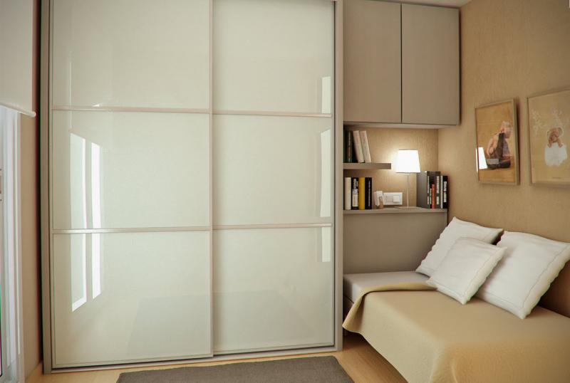 Шкафы-купе - фото в интерьере